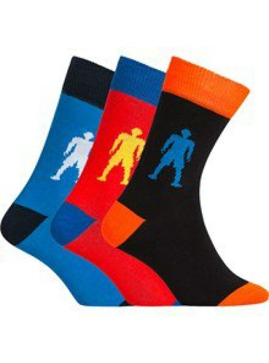 CR7/B.SOCKS/3PACK